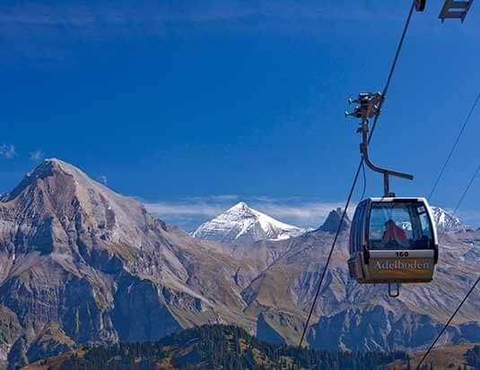Bergsommer in Adelboden