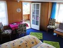 Budgetzimmer im Haupthaus